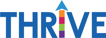 THRIVE program logo